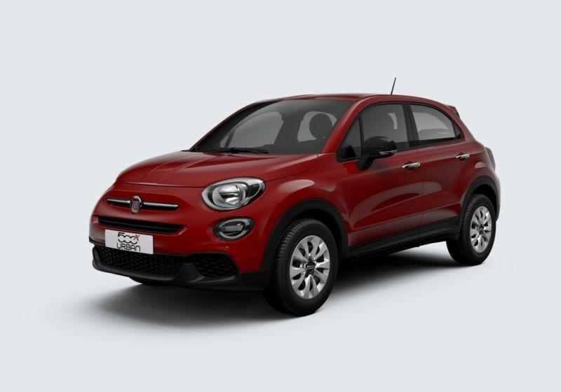 FIAT 500X 1.0 T3 120 CV Urban Rosso Passione Km 0 U70CF7U-73337_esterno_lato_1