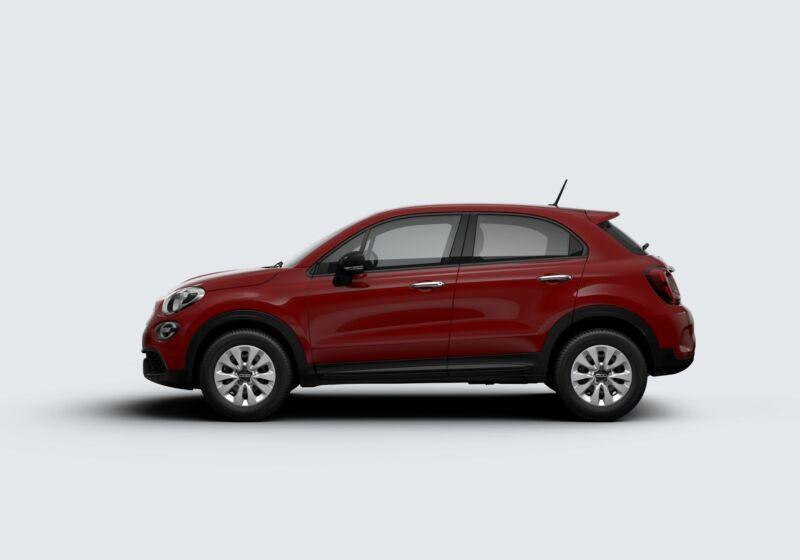 FIAT 500X 1.0 T3 120 CV Urban Rosso Passione Km 0 U70CF7U-73337_esterno_lato_2