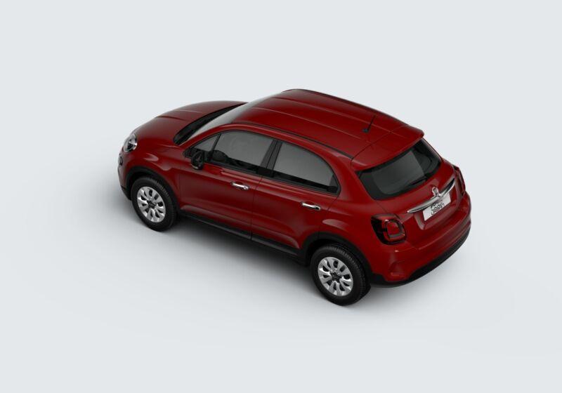 FIAT 500X 1.0 T3 120 CV Urban Rosso Passione Km 0 U70CF7U-73337_esterno_lato_4