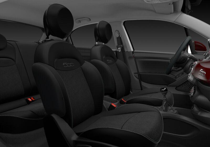 FIAT 500X 1.0 T3 120 CV Urban Rosso Passione Km 0 U70CF7U-73337_interno_lato_7