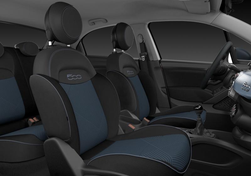 FIAT 500X 1.3 MultiJet 95cv Mirror Cross Blu Jeans Km 0 0000VZ3-f