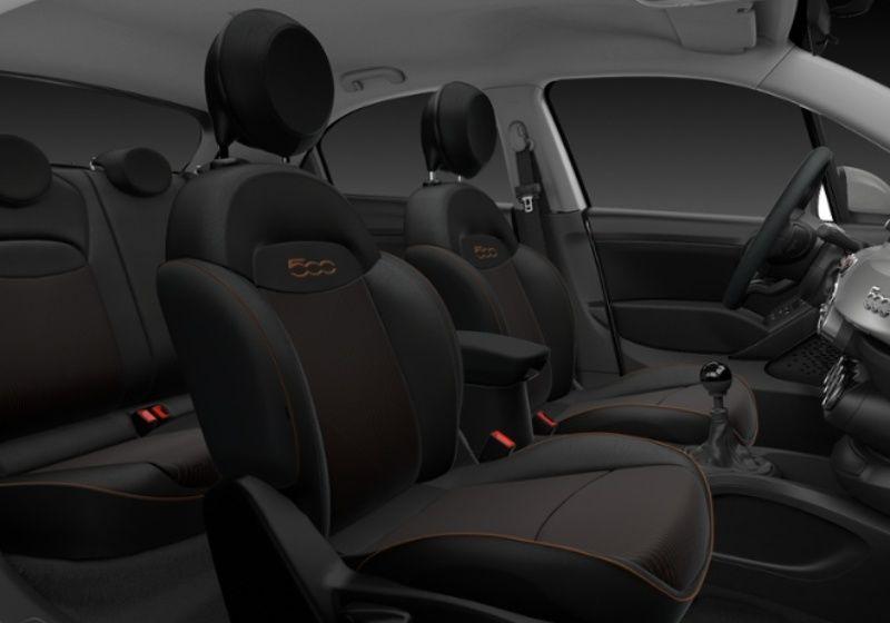FIAT 500X 1.6 E-Torq 110 CV Cross Bianco Gelato Km 0 NCY0YCN-30801_interno_lato_7