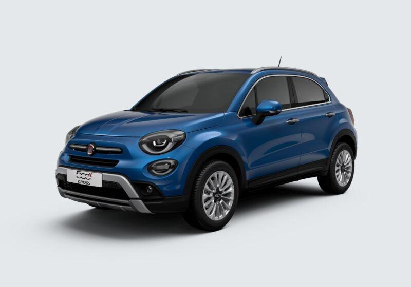 FIAT 500X 1.6 E-Torq 110 CV Cross Blu Italia Km 0 HT0B7TH-53001_esterno_lato_1
