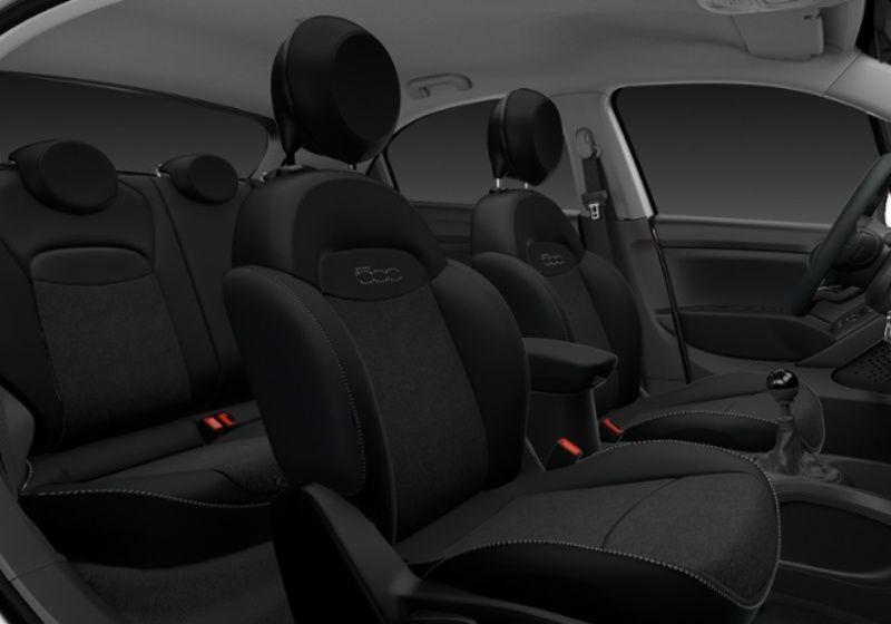 FIAT 500X 1.6 E-Torq 110 CV Urban Nero Cinema Km 0 L9Y0Y9L-31566_interno_lato_7