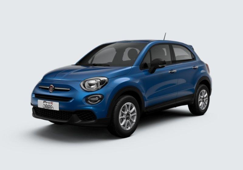 FIAT 500X 1.6 MultiJet 120 CV Urban Blu Italia Km 0 8G0B3G8-39191_esterno_lato_1