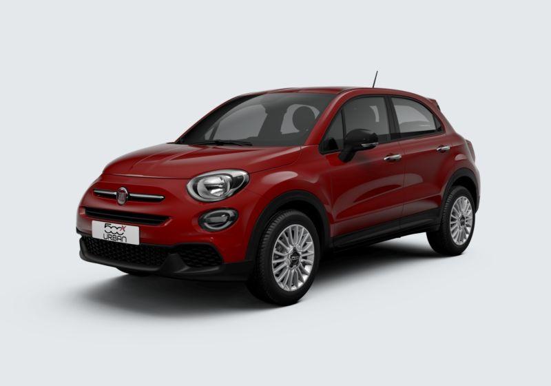 FIAT 500X 1.6 MultiJet 120 CV Urban Rosso Passione Km 0 CD0BHDC-42114_esterno_lato_1