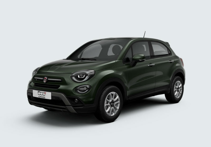 FIAT 500X 1.3 MultiJet 95 CV City Cross Verde Technogreen Km 0 C8WHA-1