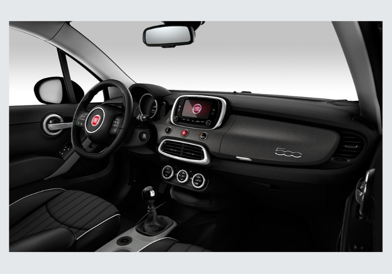 FIAT 500X 1.4 MultiAir 140 CV Lounge Grigio Argento Km 0 07XQ5-e