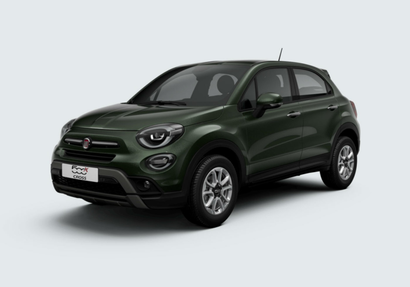 FIAT 500X 1.6 E-Torq 110 CV City Cross Verde Technogreen Km 0 V3XE5-a