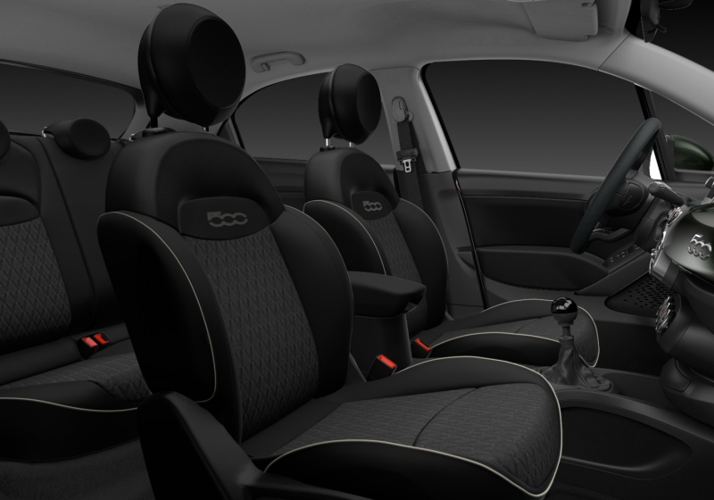 FIAT 500X 1.6 E-Torq 110 CV City Cross Verde Technogreen Km 0 V3XE5-f