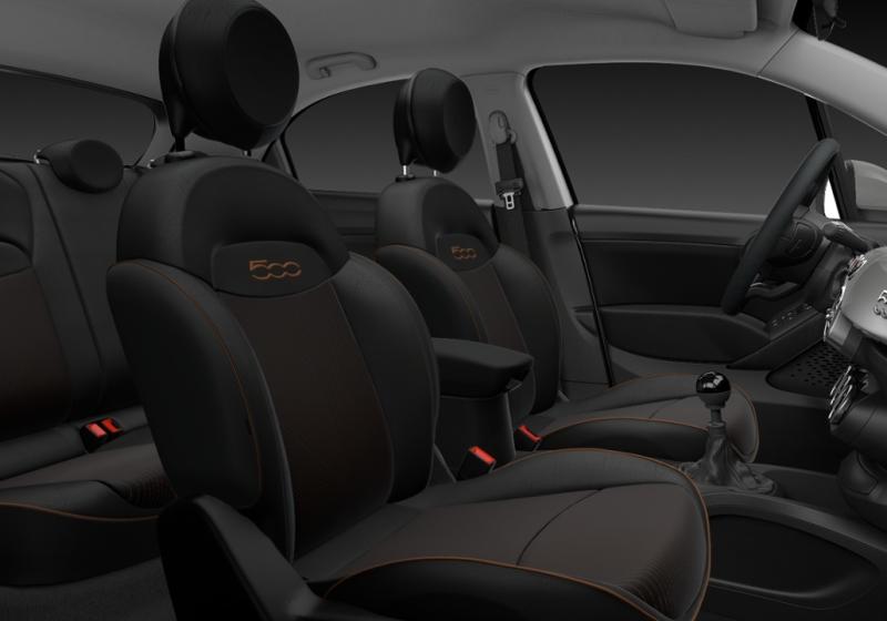FIAT 500X 1.6 E-Torq 110 CV Cross Bianco Gelato Km 0 ROB3X-g