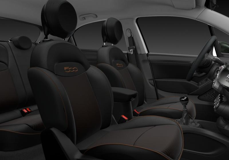FIAT 500X 1.6 E-Torq 110 CV Cross Verde Technogreen Km 0 VQF85-g