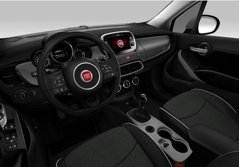 FIAT 500X 1.6 MultiJet 120 CV Business Grigio Moda Km 0 123CY-e