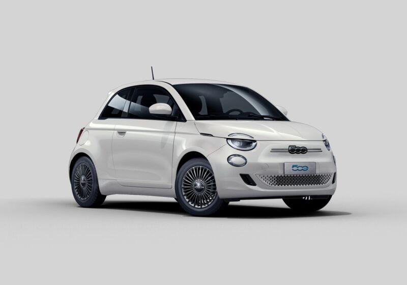 FIAT 500e Icon ice White Da immatricolare AG0B9GA-a-v1
