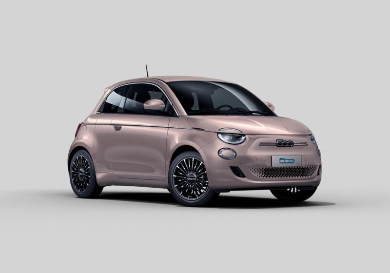 FIAT 500e La Prima 3+1 Rose Gold Km 0 QQ0C4QQ-a