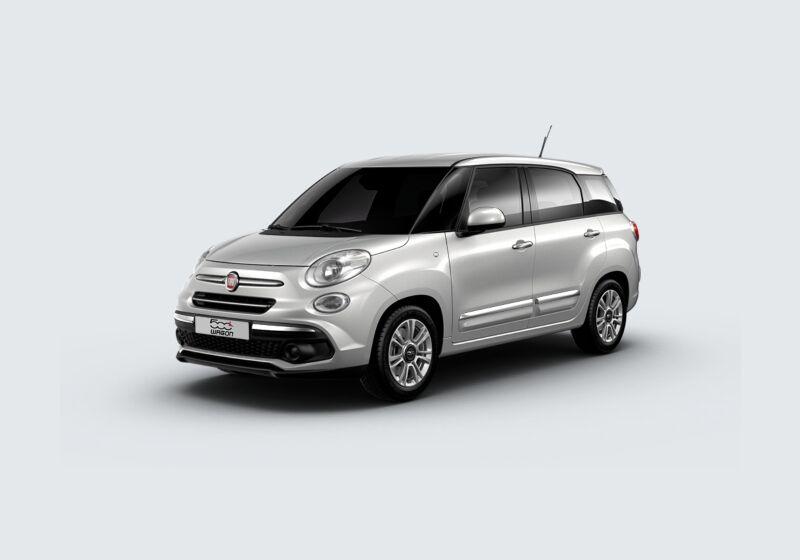 FIAT 500L wagon 1.3 Multijet 95 CV Lounge Grigio Maestro Km 0 HW0BYWH-64393_esterno_lato_1