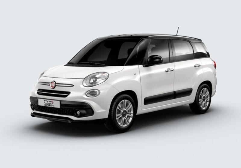FIAT 500L Wagon 1.6 Multijet 120 CV Mirror 7 posti Bianco Gelato Km 0 430C234-68810_esterno_lato_1