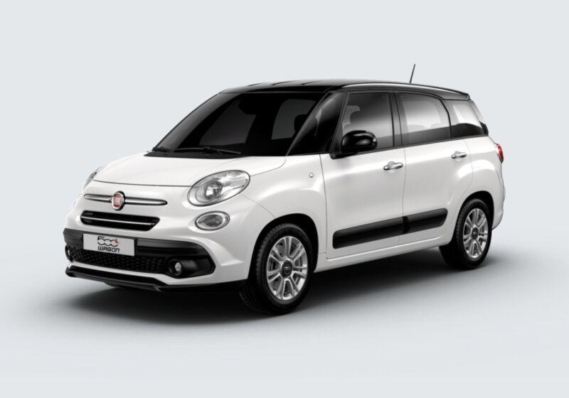 FIAT 500L Wagon 1.6 Multijet 120 CV Mirror 7 posti Bianco Gelato Km 0 XY0B8YX-57309_esterno_lato_1