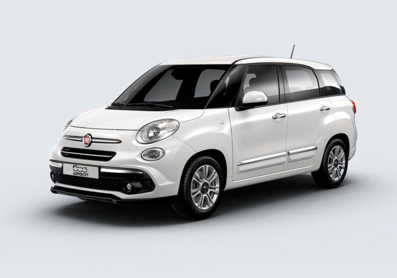 FIAT 500L Wagon 1.3 Multijet 95 CV Lounge Bianco Gelato Km 0 8D0BQD8-53399_esterno_lato_1