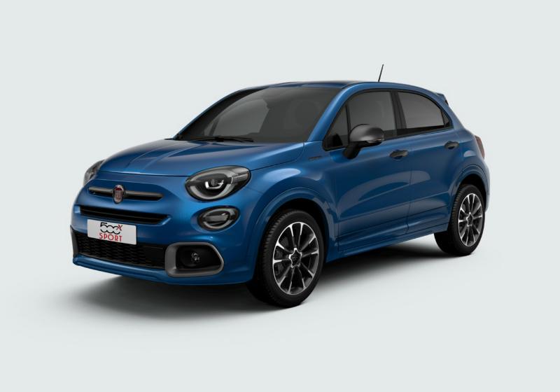 FIAT 500X 1.3 MultiJet 95 CV Sport Blu Italia Km 0 X2V0V2X-a