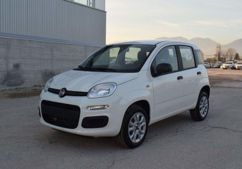 FIAT Panda 0.9 TwinAir Turbo Natural Power Easy Bianco Gelato Km 0 CT0BCTC-a