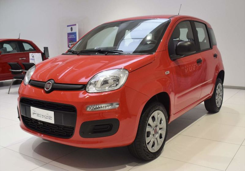 FIAT Panda 0.9 TwinAir Turbo Natural Power Easy Rosso Amore Km 0 KY0BBYK-a
