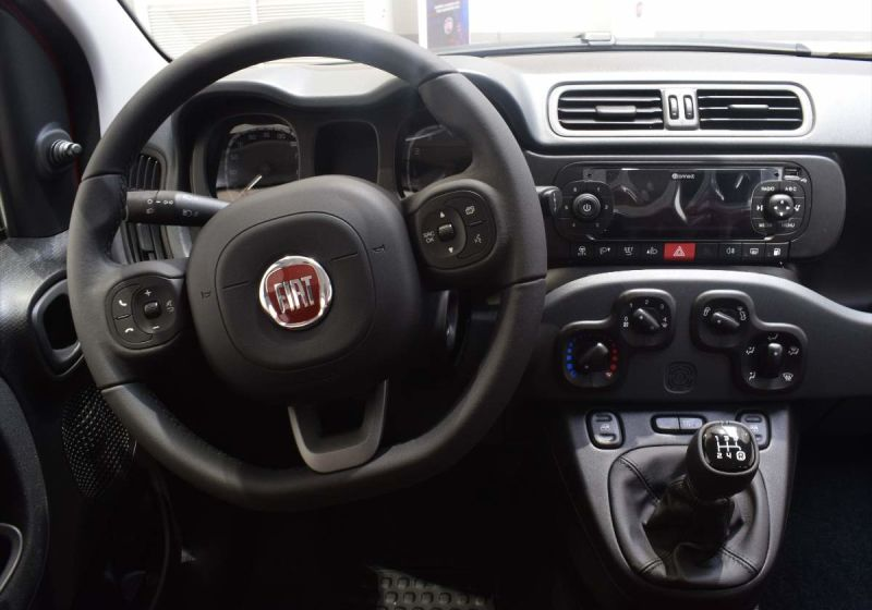 FIAT Panda 0.9 TwinAir Turbo Natural Power Easy Rosso Amore Km 0 KY0BBYK-m