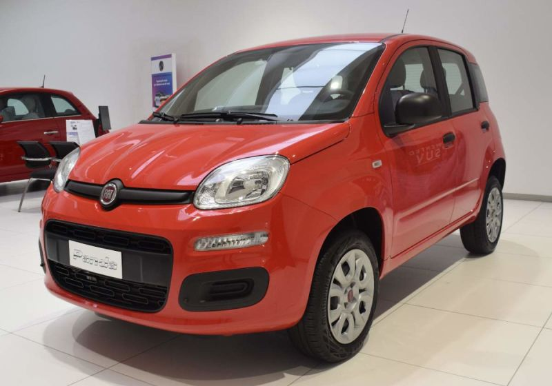 FIAT Panda 0.9 TwinAir Turbo Natural Power Easy Rosso Amore Km 0 L30BA3L-FY966FC-01