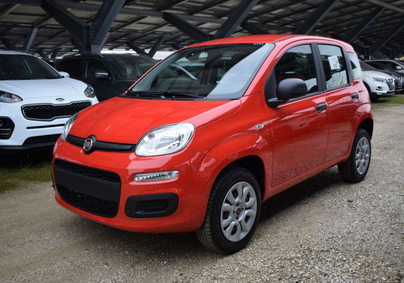 FIAT Panda 0.9 TwinAir Turbo Natural Power Easy Rosso Amore Km 0 2Y0BBY2-a