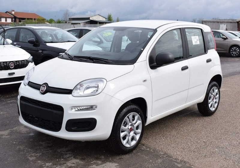 FIAT Panda 0.9 TwinAir Turbo Natural Power Easy Bianco Gelato Km 0 V5J3A-a