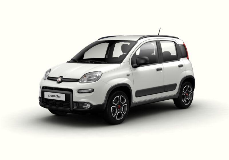 FIAT Panda 1.0 FireFly S&S Hybrid City Life Bianco Gelato Km 0 6Q0B9Q6-1