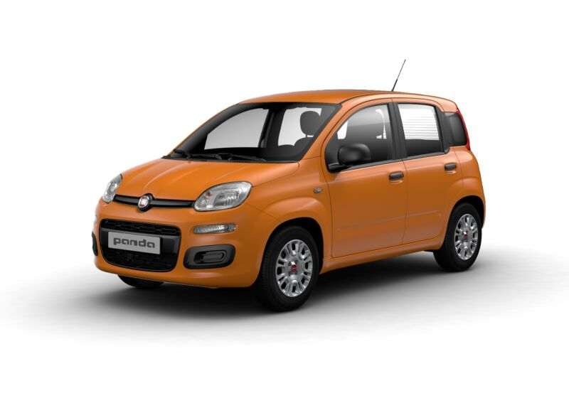 FIAT Panda 1.0 hybrid Easy s&s 70cv Arancio Sicilia Km 0 7Z0C2Z7-getImage
