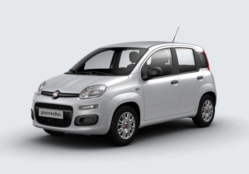 FIAT Panda 1.0 hybrid Easy s&s 70cv Grigio Argento Km 0 FT0CDTF-62453_esterno_lato_1