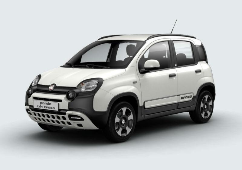 FIAT Panda 1.0 hybrid Launch Edition s&s 70cv Bianco Gelato Km 0 G70B37G-a