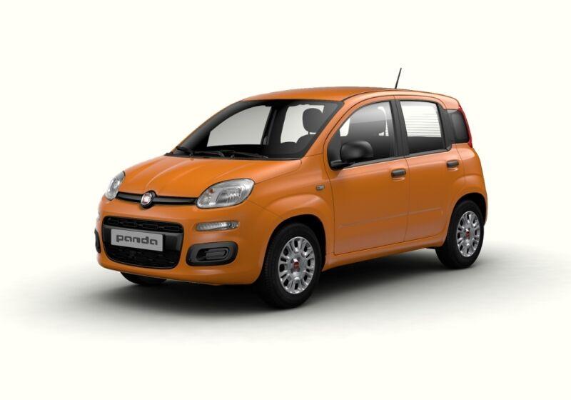 FIAT Panda 1.0 hybrid s&s 70cv Arancio Sicilia Km 0 PD0C2DP-a-v1