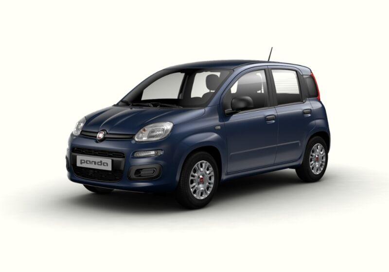 FIAT Panda 1.0 hybrid s&s 70cv Blu Mediterraneo Km 0 7Z0CJZ7-blu1