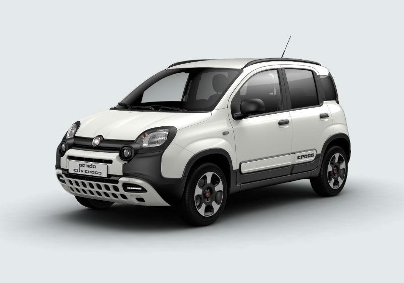 FIAT Panda 1.2 City Cross Bianco Gelato Km 0 6BY0YB6-a