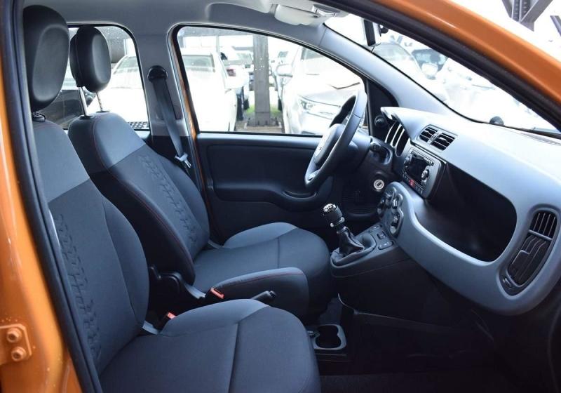 FIAT Panda 1.2 Easy Arancio Sicilia Km 0 0000VDV-U