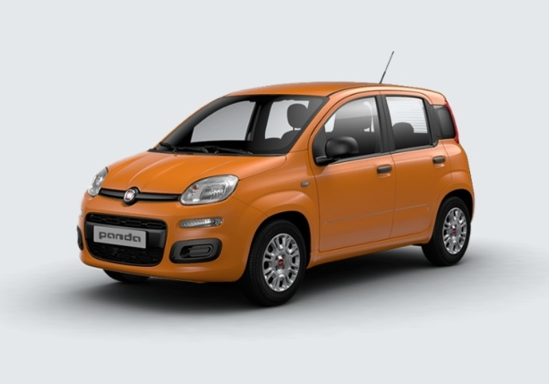 FIAT Panda 1.2 Easy Arancio Sicilia Km 0 3EV0VE3-27814_esterno_lato_1