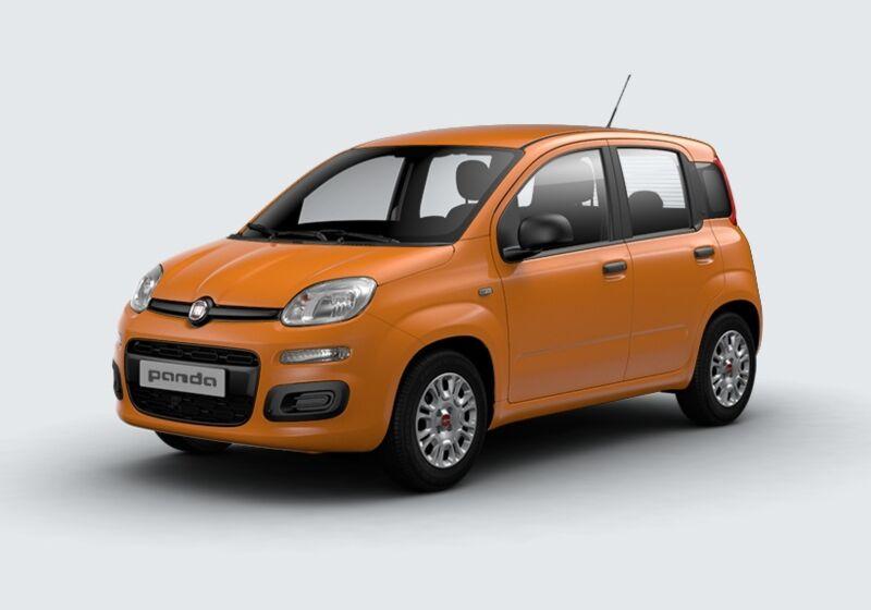 FIAT Panda 1.2 Easy Arancio Sicilia Km 0 4A0B4A4-43018_esterno_lato_1