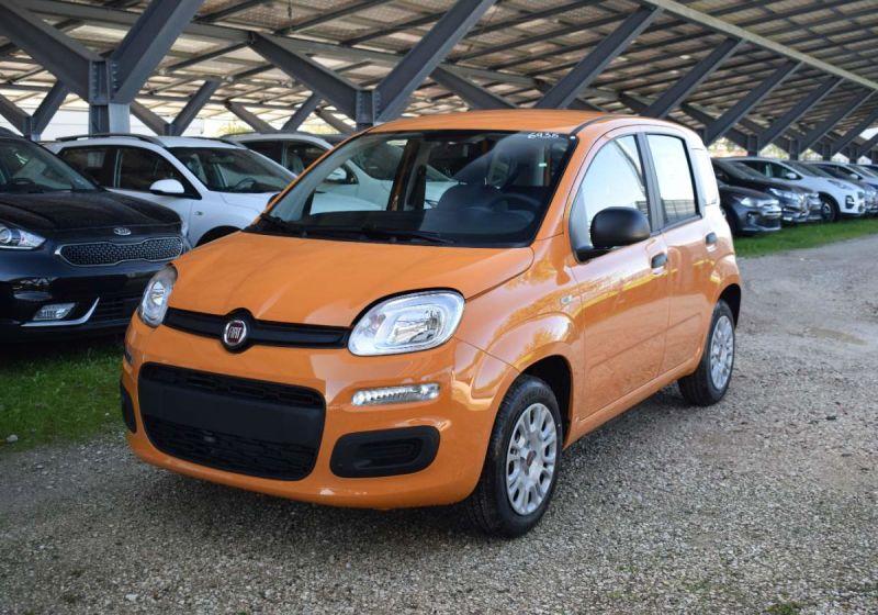 FIAT Panda 1.2 Easy Arancio Sicilia Km 0 YV0BAVY-a