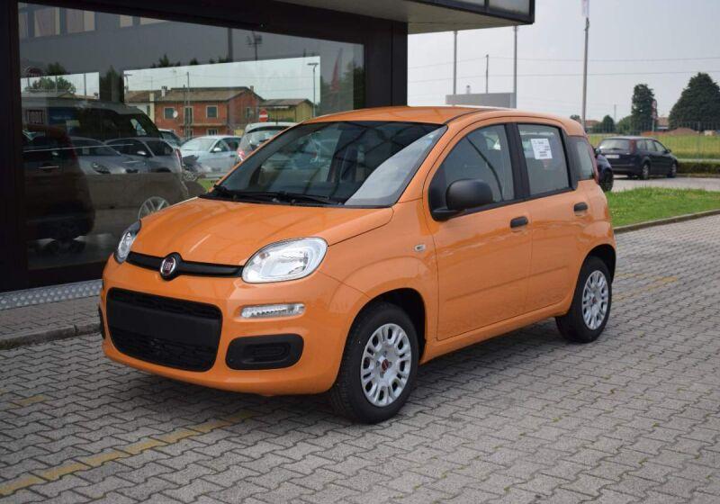 FIAT Panda 1.2 Easy Arancio Sicilia Km 0 KP0BSPK-a