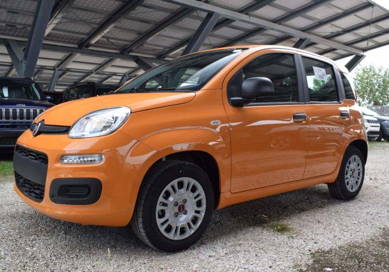FIAT Panda 1.2 Easy Arancio Sicilia Km 0 78Z0Z87-a