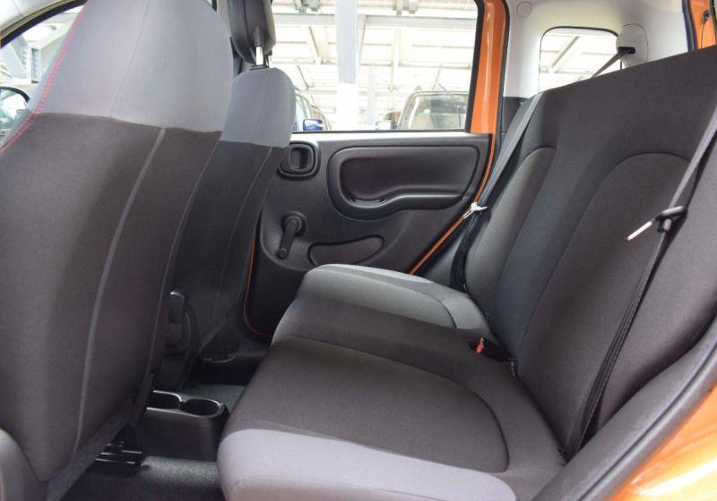 FIAT Panda 1.2 Easy Arancio Sicilia Km 0 78Z0Z87-n