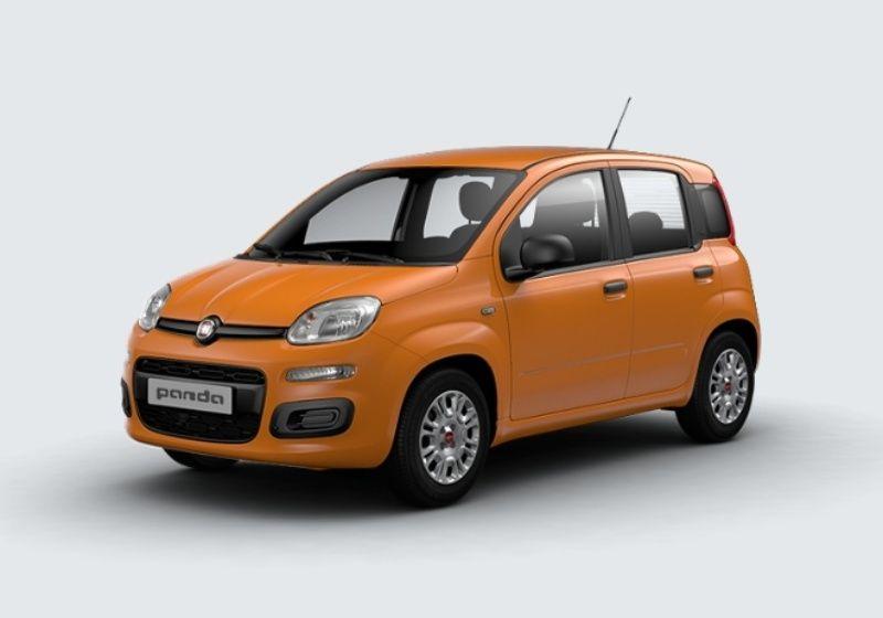 FIAT Panda 1.2 Easy Arancio Sicilia Km 0 AEX0XEA-29856_esterno_lato_1