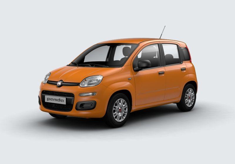 FIAT Panda 1.2 Easy Arancio Sicilia Km 0 AL0BFLA-40384_esterno_lato_1