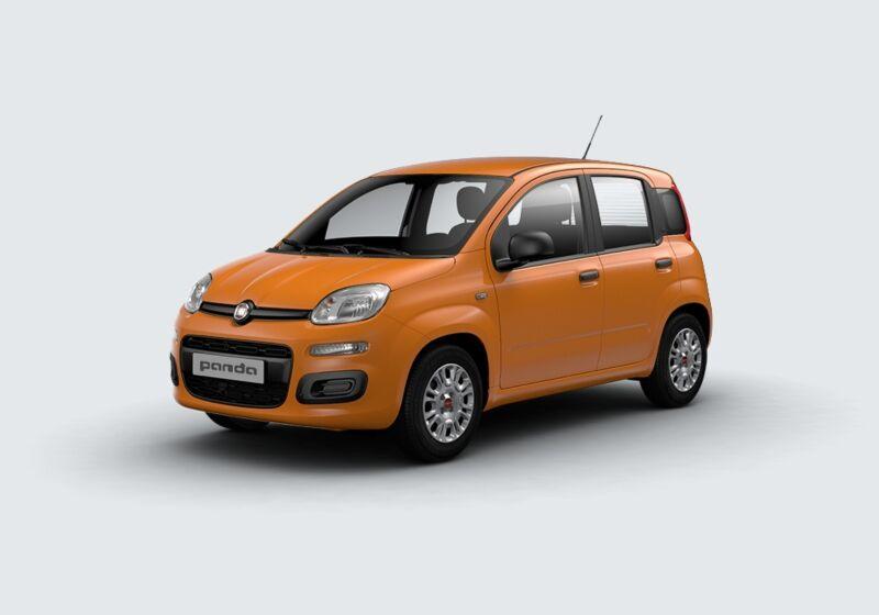 FIAT Panda 1.2 Easy Arancio Sicilia Km 0 AT0BUTA-59136_esterno_lato_1