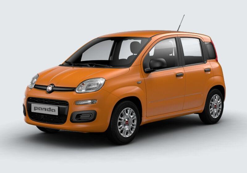 FIAT Panda 1.2 Easy Arancio Sicilia Km 0 AT0BZTA-65280_esterno_lato_1