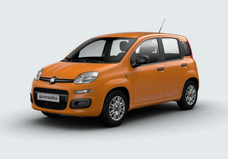 FIAT Panda 1.2 Easy Arancio Sicilia Km 0 NH909HN-a