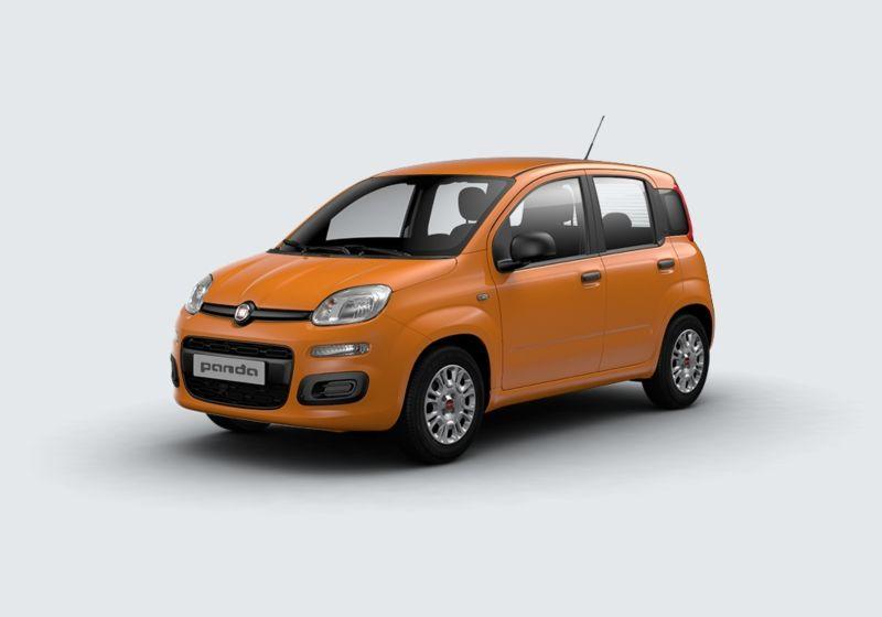 FIAT Panda 1.2 Easy Arancio Sicilia Km 0 KL0BFLK-40396_esterno_lato_1